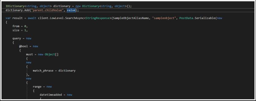 C# Time-savers for Elasticsearch – Tony's Bit
